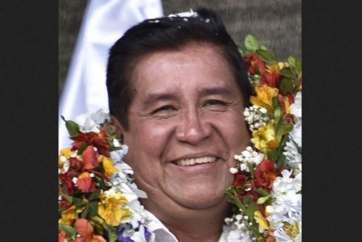 Presiden Federasi Sepak Bola Bolivia, Cesar Salinas meninggal terkena COVID-19