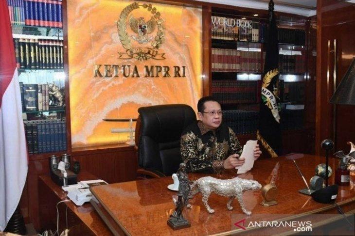 Ketua MPR Bamsoet dorong pemerintah untuk fokus realisasi vaksin COVID-19