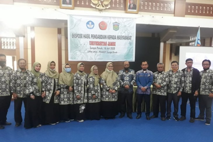 Universitas Jambi ekspose hasil pengabdian masyarakat di wilayah  Kerinci