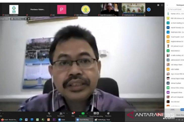 UIN Antasari Banjarmasin gelar webiner nasional