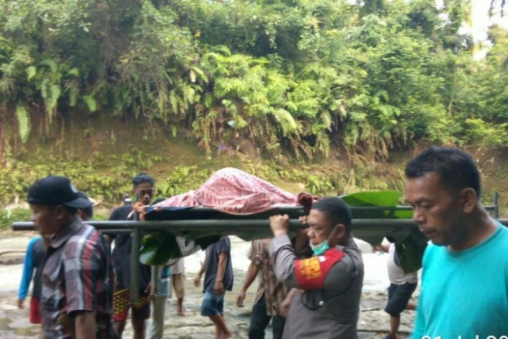 Pencarian tiga hari, warga Sergai tenggelam di Sungai Bahapal Simalungun ditemukan
