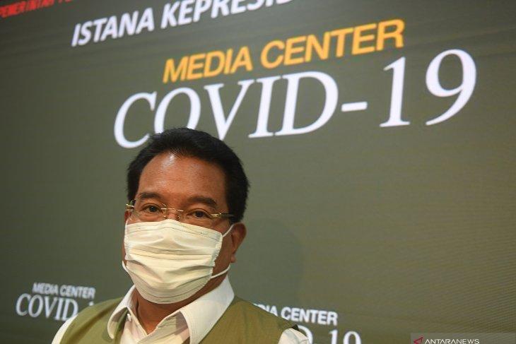 Percentage decline in COVID-19 positive deaths continues: spokesman