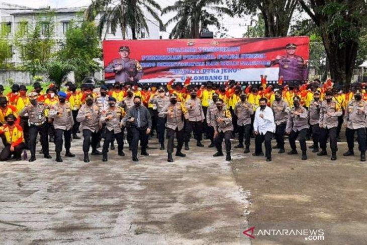 89 polisi di Sumsel pencandu narkoba, Kapolda: Dilakukan rehabilitasi
