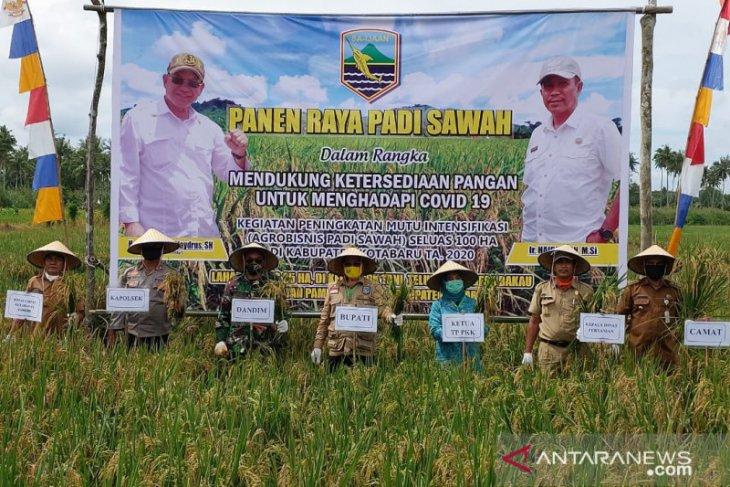 Produktif petani di tengah pandemi COVID-19