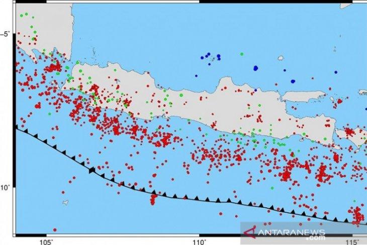 BMKG: Jawa Barat daerah paling aktif gempa di Jawa