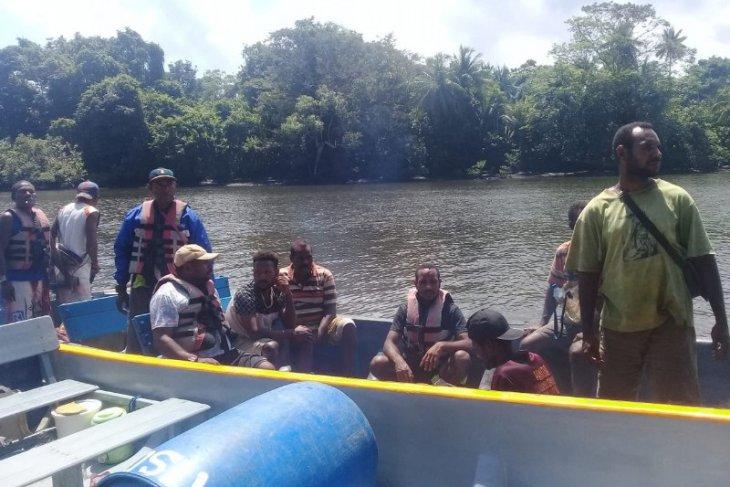 Lima orang hilang dalam kecelakaan laut di perairan Mamberamo Raya