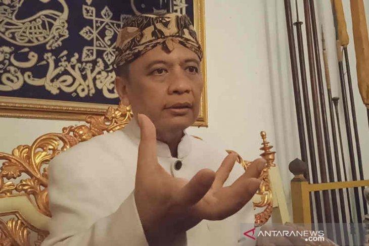 Sultan Kasepuhan Cirebon PRA Arief Natadiningrat wafat