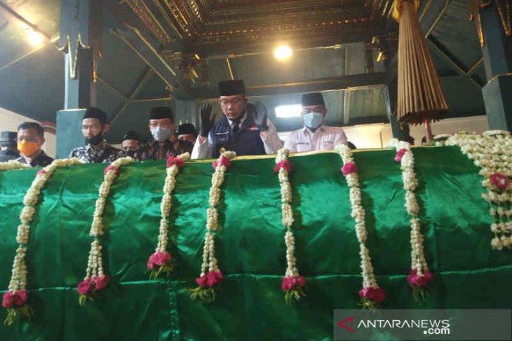 Sultan Sepuh Keraton Cirebon PRA Arief Natadiningrat wafat