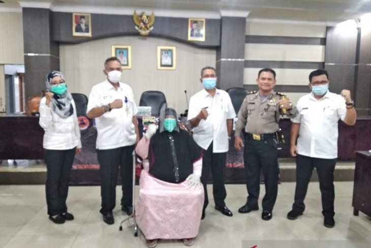Kabar baik, 8 pasien COVID-19 di Sibolga dinyatakan sembuh