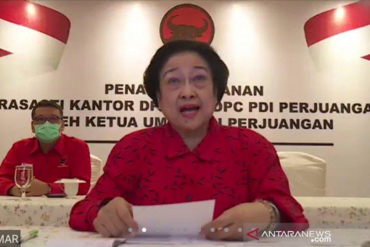 Megawati Soekarnoputri : Tahun 2024 akan lakukan regenerasi total