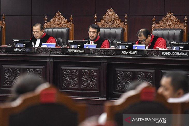 MK gelar sidang lanjutan sengketa hasil pilkada Gorontalo dan Bonebol