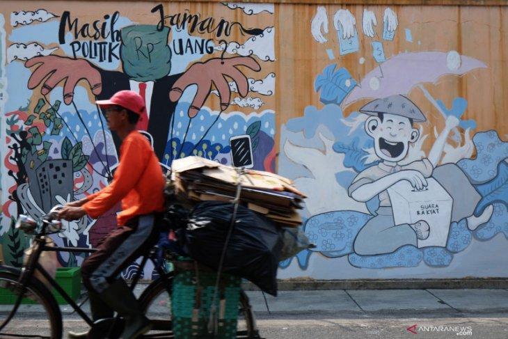 Bawaslu: Politik uang racun dalam berdemokrasi