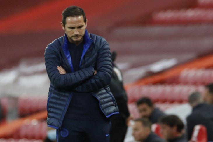 Lampard: Pemain Liverpool jangan terlalu arogan