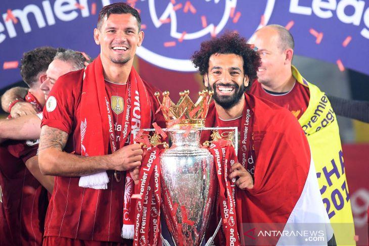 Ditinggal Lovren, Mohamed Salah kirim salam perpisahan menyentuh