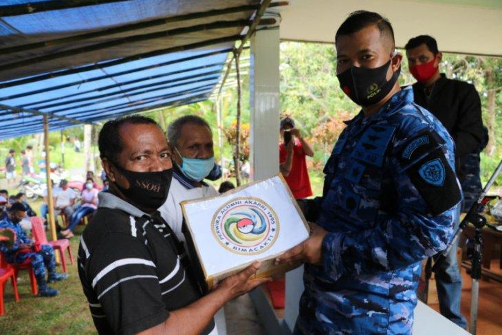 Lanud Pattimura baksos sambut hari bhakti TNI - AU ke - 73