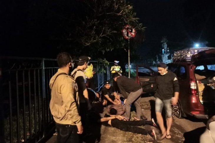 Polres Badung tangkap tiga pencuri empat mesin traktor di Bali