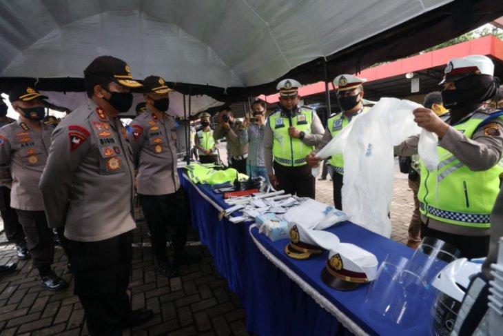 Kapolda Kalbar: Operasi Patuh Kapuas 2020 fokus pada delapan pelanggaran