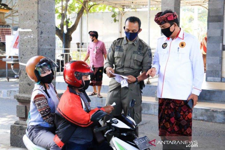 Tim UPP Bali sidak Pelabuhan Gilimanuk pastikan tak ada suap