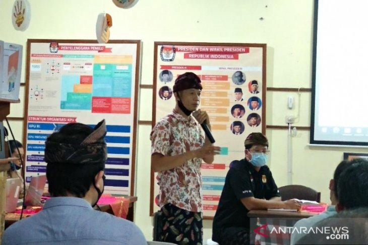 KPU Badung optimistis capai 80 persen untuk partisipasi pemilih