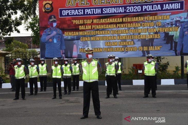 Operasi Patuh 2020 bentuk perlindungan kepada masyarakat, bukan hukuman pelanggar lalu lintas