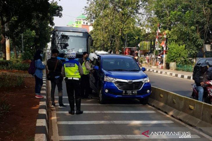 Oknum ASN melawan polisi saat terjaring Operasi Patuh Jaya