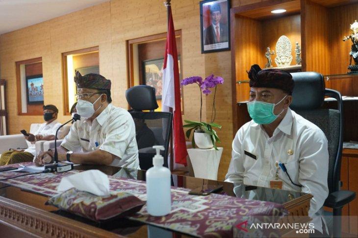 Pemkot Denpasar-KPU sosialisasikan Pemilu Serentak 2020