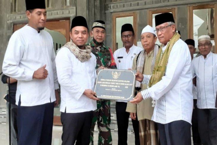 Bupati Labuhanbatu optimis mensejahterakan Masjid