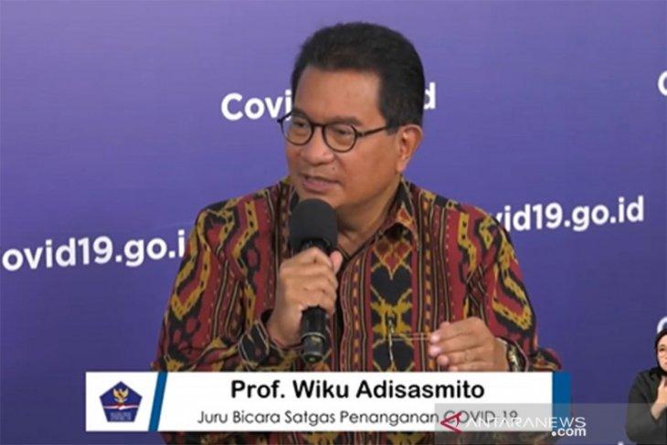 Wiku Adisasmito: Kota Gorontalo, Gorut dan Pohuwato zona merah