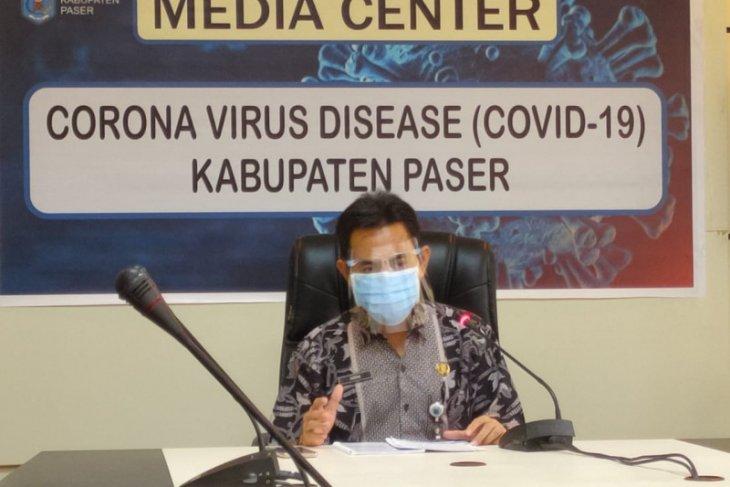 Pasien positif COVID-19 di Paser  bertambah 10 orang