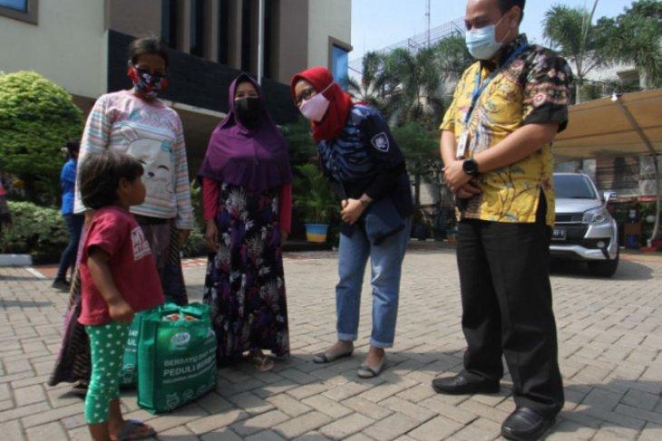 SGM Eksplor - Indomaret salurkan bantuan Rp1 miliar dukung gizi keluarga terdampak COVID-19