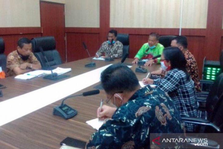 Dishub Babel Terima Audiensi Ketua dan Komisi I DPRD Kabupaten Belitung