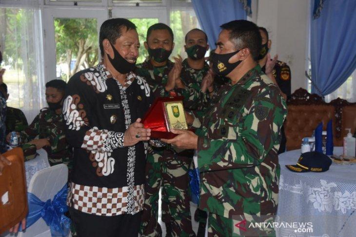 Ini arahan Pangkoopsau I TNI AU saat berkunjung ke Sabang