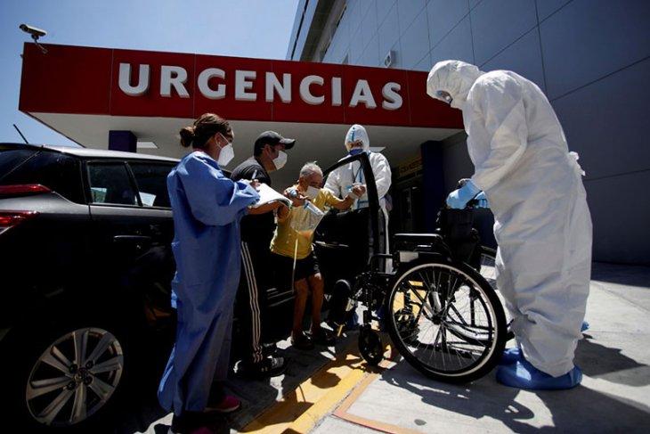 Menteri kesehatan di Meksiko meninggal akibat COVID-19