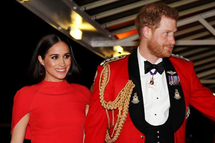 Harry-Meghan tak terlibat dalam buku tentang keluarga kerajaan
