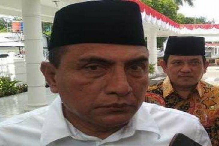 Gubernur Edy Rahmayadi minta pemerintah daerah optimalkan potensi ekonomi