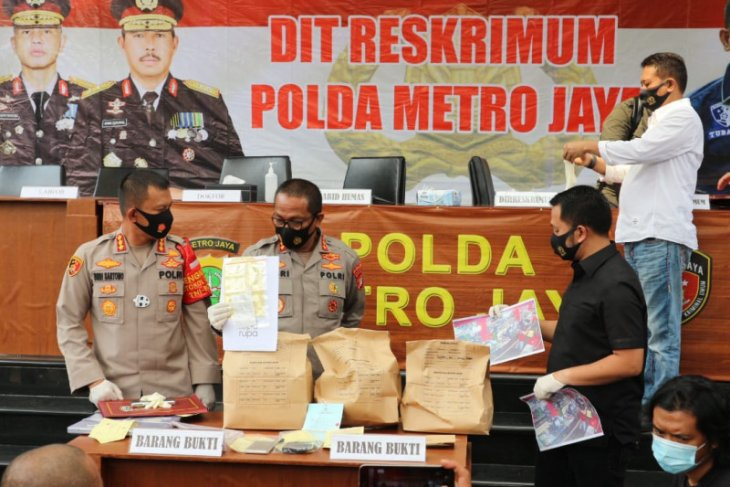 Polisi sebut Yodi Prabowo sempat periksa HIV sebelum meninggal