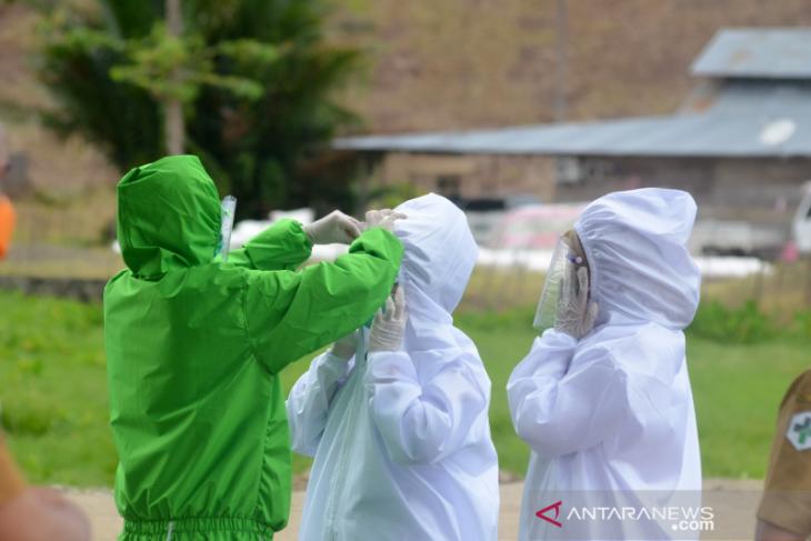Warga Gorontalo patut waspadai penularan COVID-19 di perkantoran