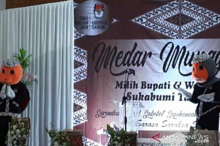 KPU Kabupaten Sukabumi luncurkan