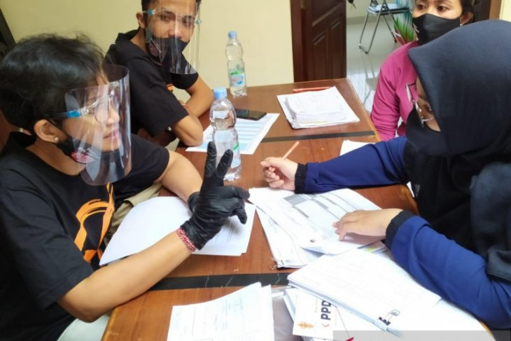 KPU Denpasar kerahkan 1.202 PPDP untuk