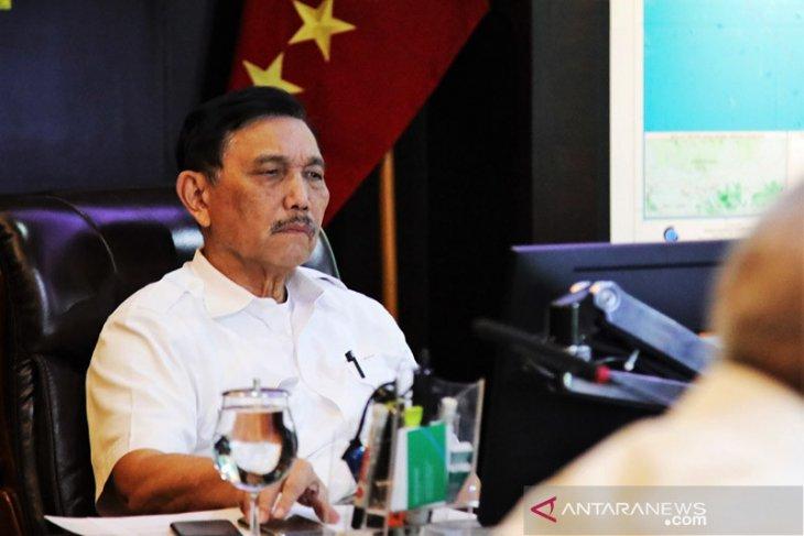 Luhut: Indonesia butuh tenaga kerja asing karena SDM lokal tidak cukup