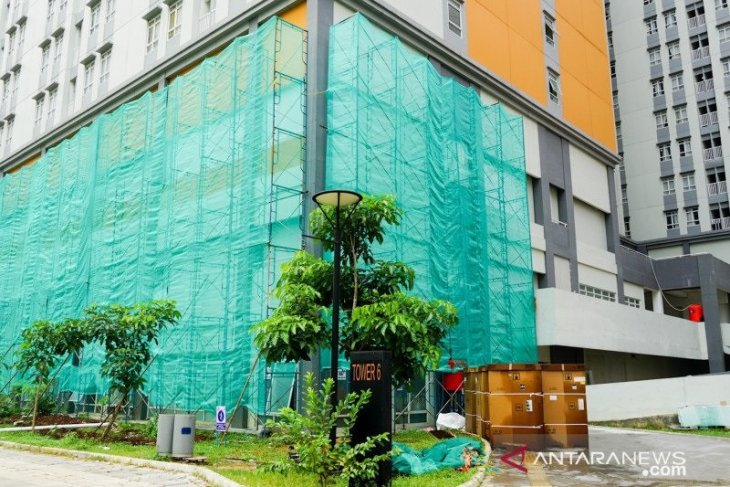 Wisma Atlet Hospital discharges 5,584 recovered patients