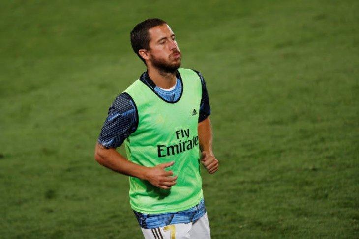 Cedera lagi, Eden Hazard terancam absen enam pekan