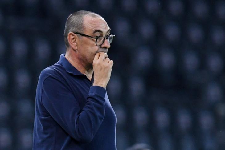 Liga Italia: Juventus resmi pecat pelatih Maurizio Sarri