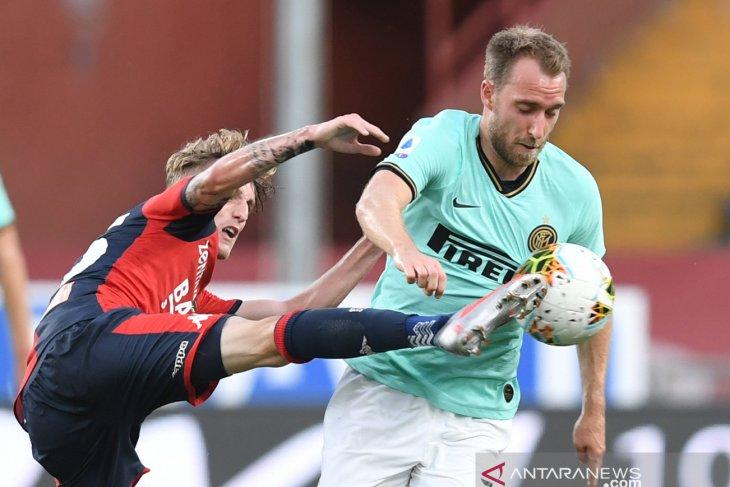 Ini klasemen Liga Italia setelah Inter menyodok ke peringkat kedua