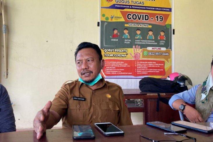 Kasus positif COVID-19 di Gorontalo Utara mencapai 52 jiwa