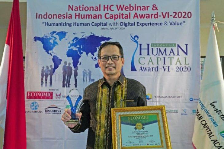 BPJamsostek Meraih Juara Umum Penghargaan IHCA VI-2020