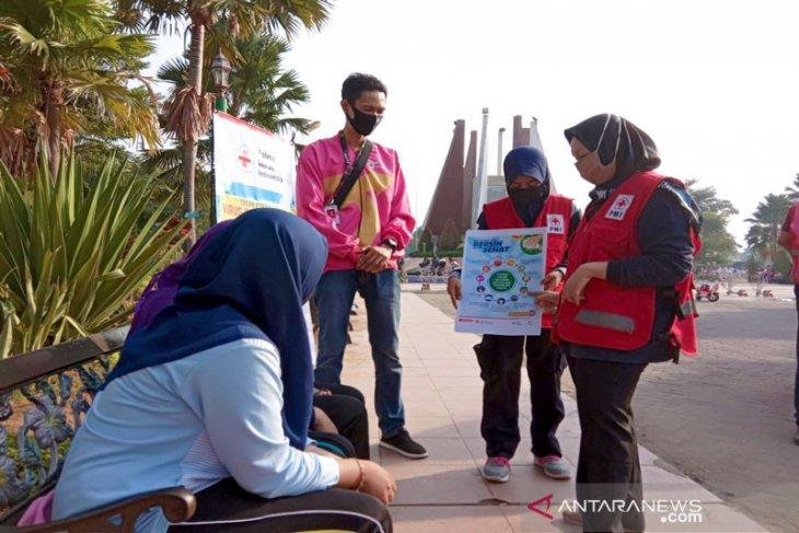 PMI Kota Mojokerto terus lakukan sosialisasi gaya hidup sehat di masyarakat