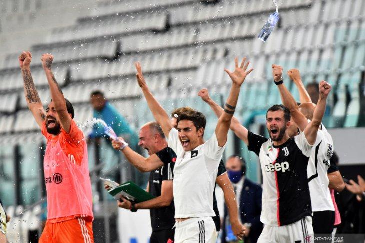 Juventus juara Liga Italia kesembilan secara beruntun
