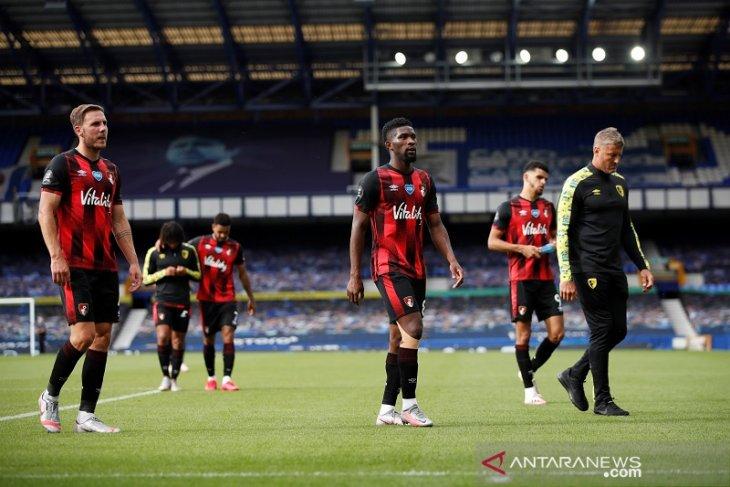 Bournemouth mengalahkan Everton, tapi tak selamat dari degradasi