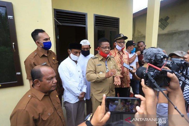 Amin-Zainal programkan semua warga kota tinggal di rumah layak huni